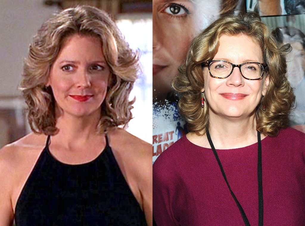 Buffy the Vampire Slayer Then and Now, Kristine Sutherland