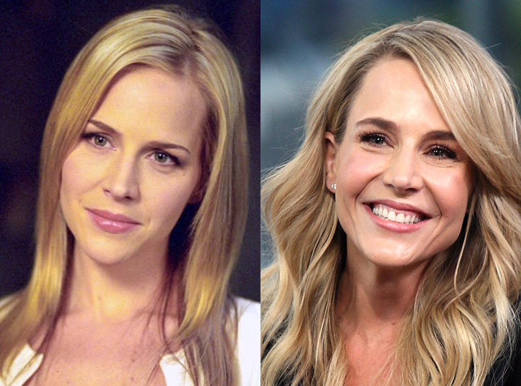 Buffy the Vampire Slayer Then and Now, Julie Benz