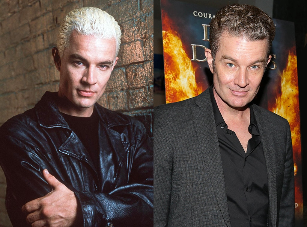 Buffy the Vampire Slayer Then and Now, James Marsters