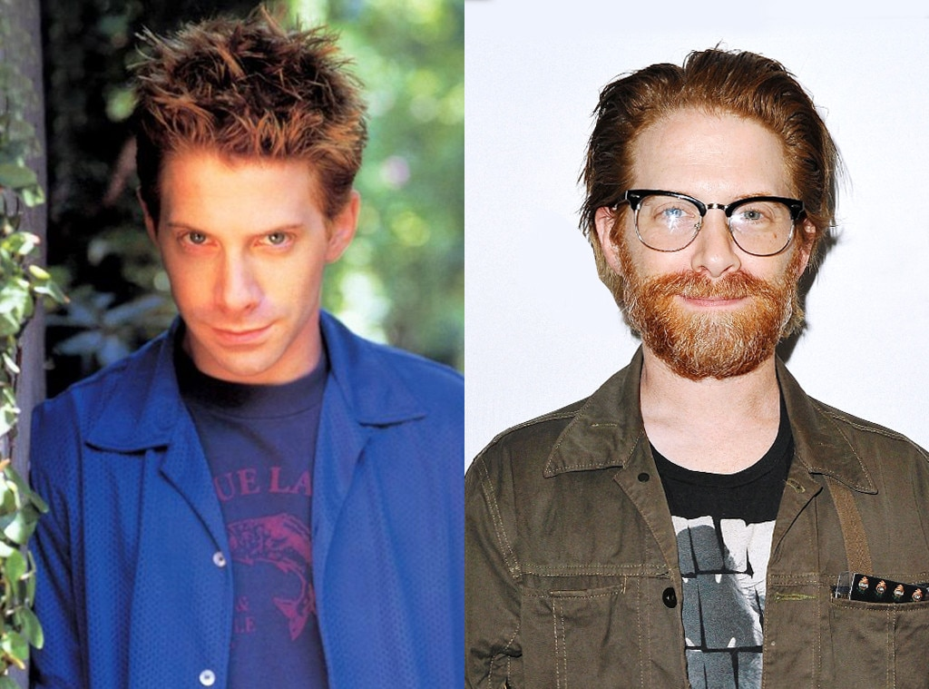 Buffy the Vampire Slayer Then and Now, Seth Green