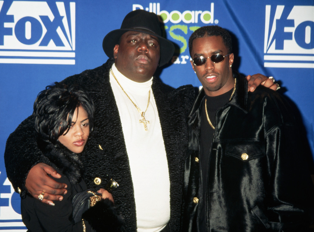 Lil Kim, Sean 'Puffy' Combs, The Notorious B.I.G.