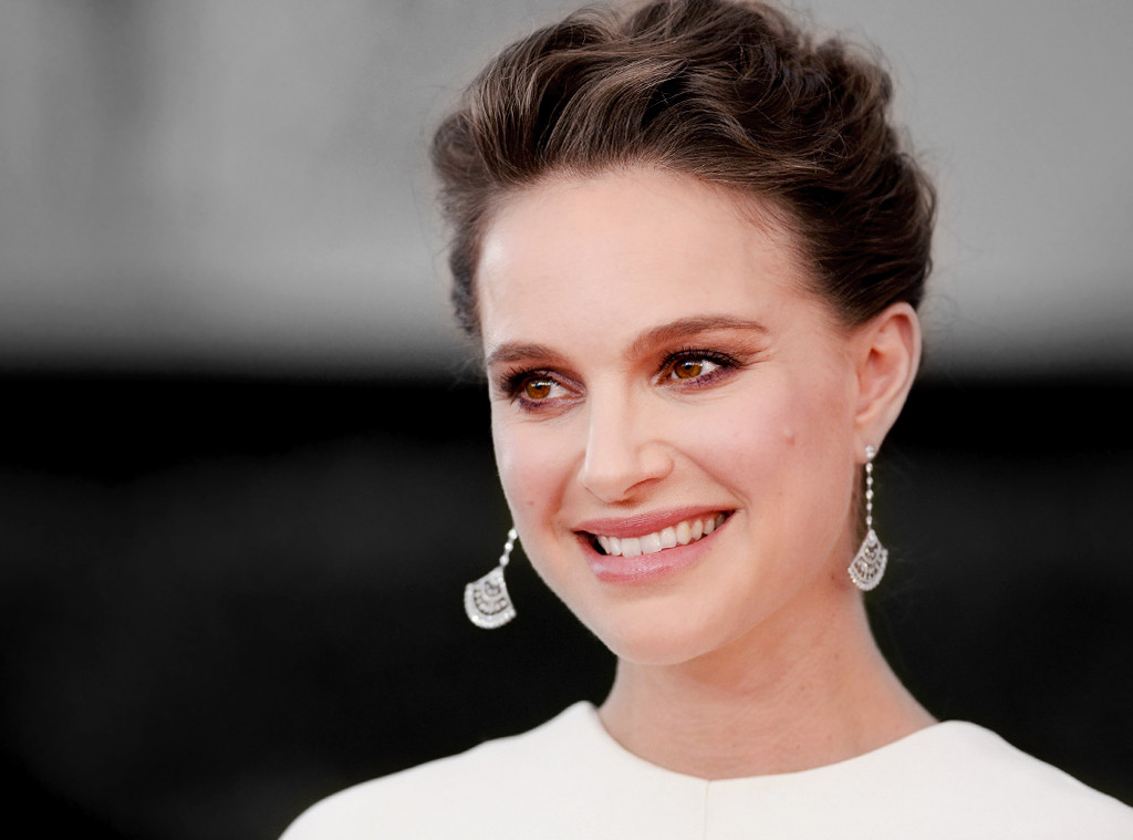 ESC: Natalie Portman, Hollywood Makeup