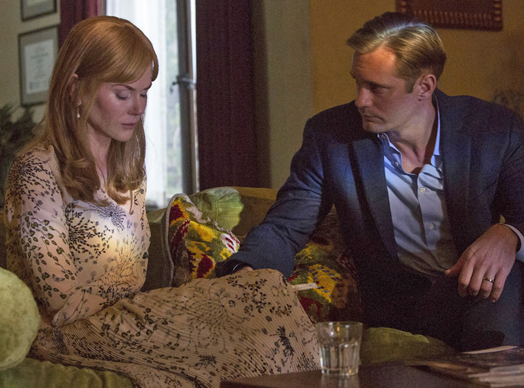 Big Little Lies, Nicole Kidman, Alexander Skarsgard