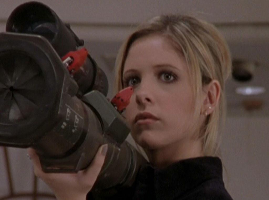 Buffy The Vampire Slayer, Innocence