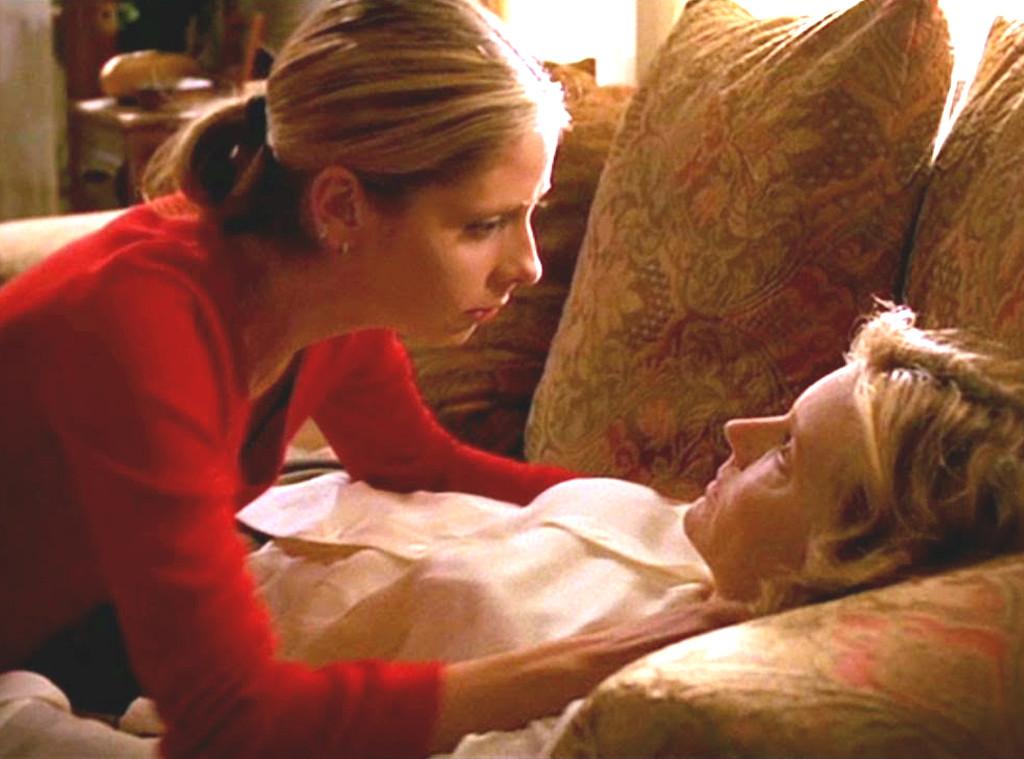 Buffy The Vampire Slayer, The Body
