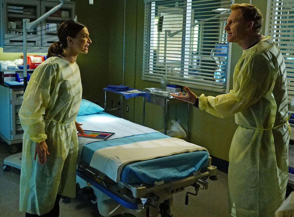 Grey's Anatomy, Kevin McKidd