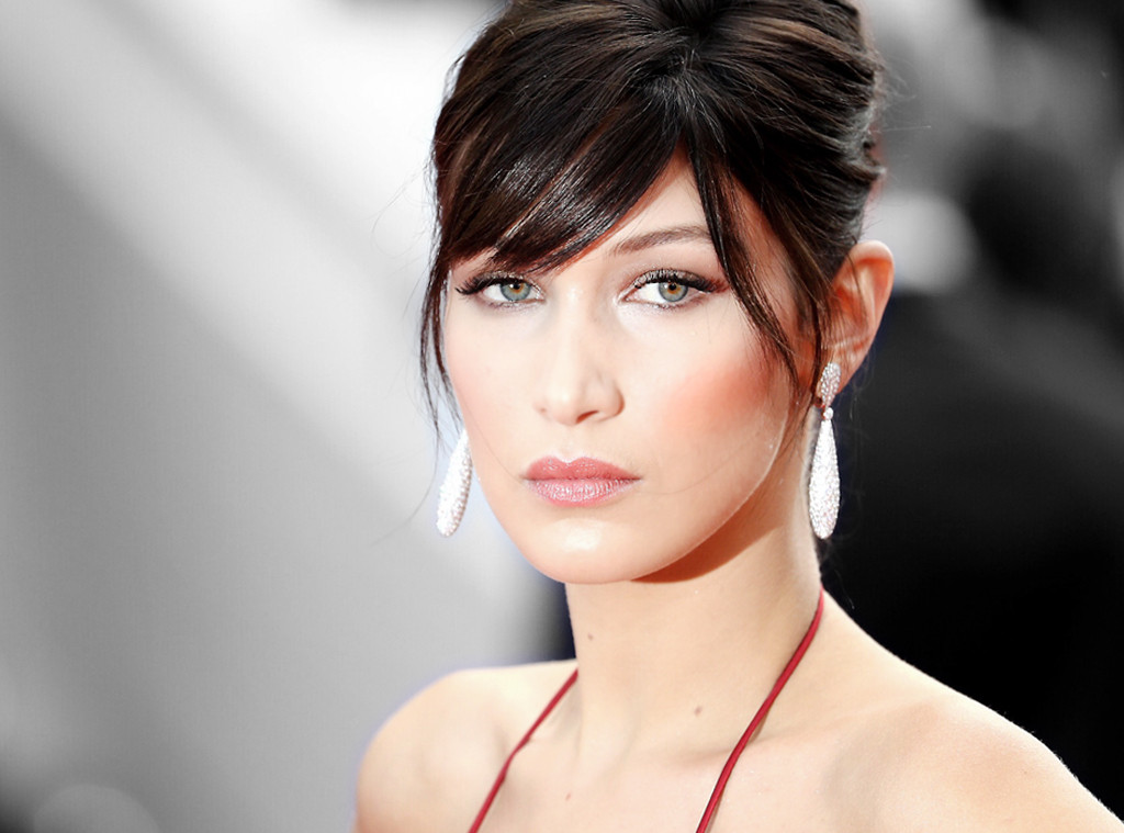 ESC: Bella Hadid, Hollywood Makeup