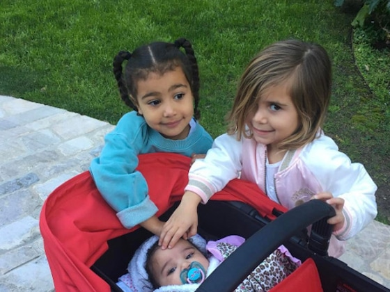 North West and Penelope Disick Are the Newest Members of Kanye West's Sunday Service Choir