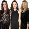 Jennifer Aniston, Lily Collins, Ireland Baldwin, Angelina Jolie