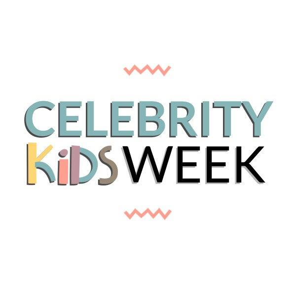 Celebrity Kids Week, Badge