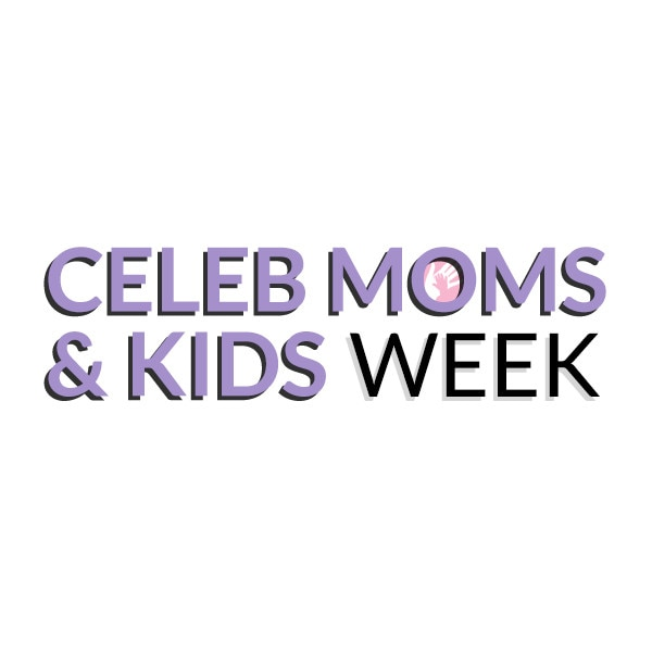 Celeb Moms & Kids Week, Badge
