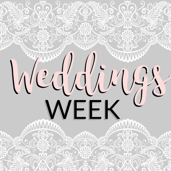 Weddings Week, Badge