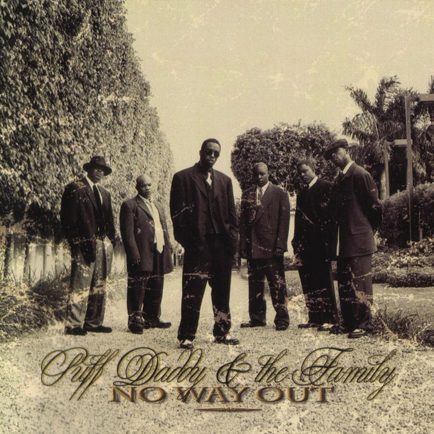 Puff Daddy, No Way Out, Sean Combs