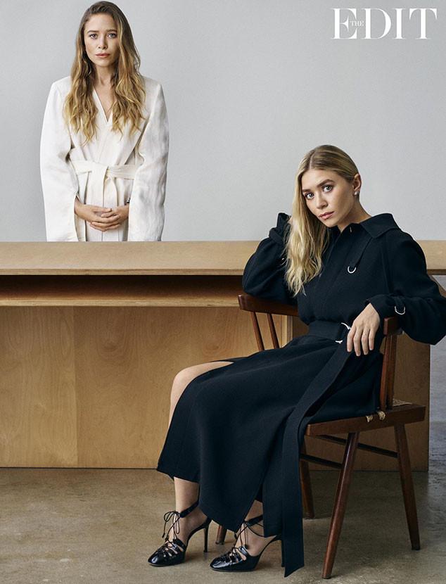 Ashley Olsen, Mary-Kate Olsen, The Edit