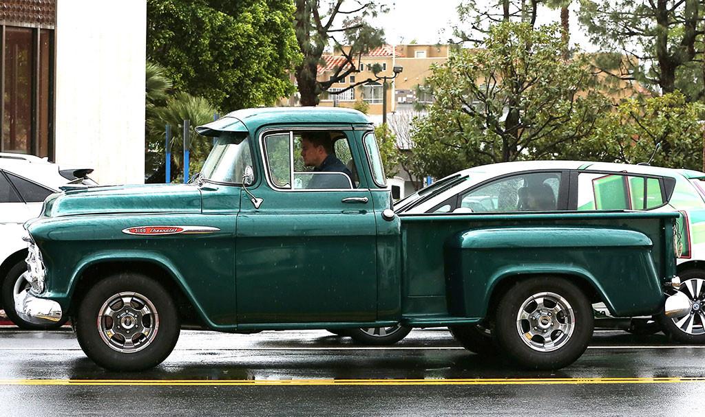 Channing Tatum, Stars Vintage Cars