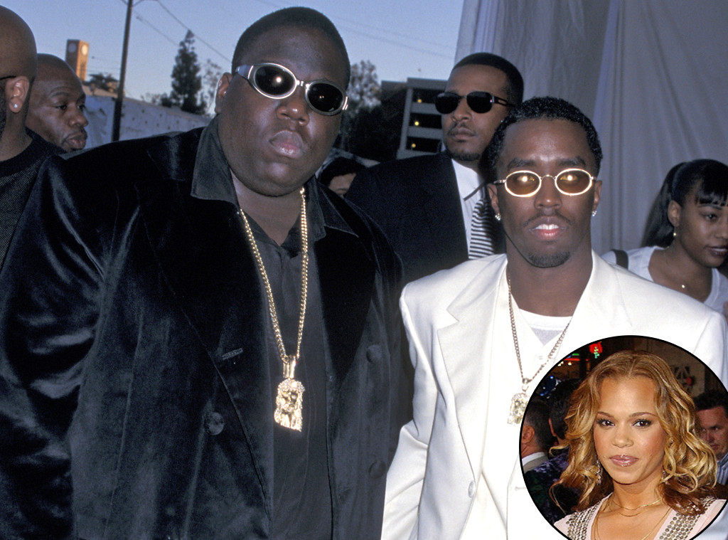 diddy and faith evans share memories of the notorious bi