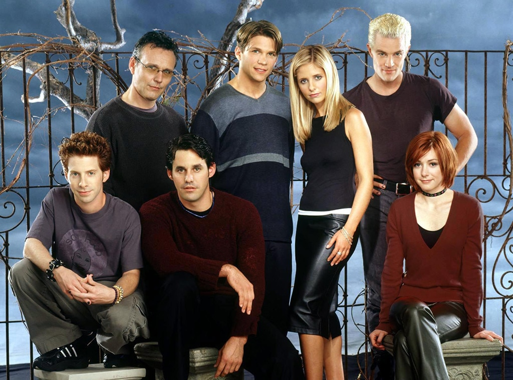 Joss Whedon Announces BUFFY THE VAMPIRE SLAYER Reboot
