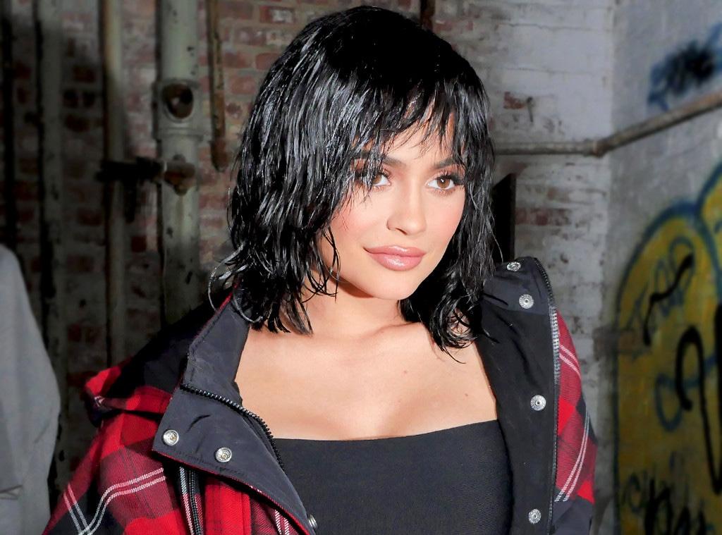 ESC: Kylie Jenner, Wigs