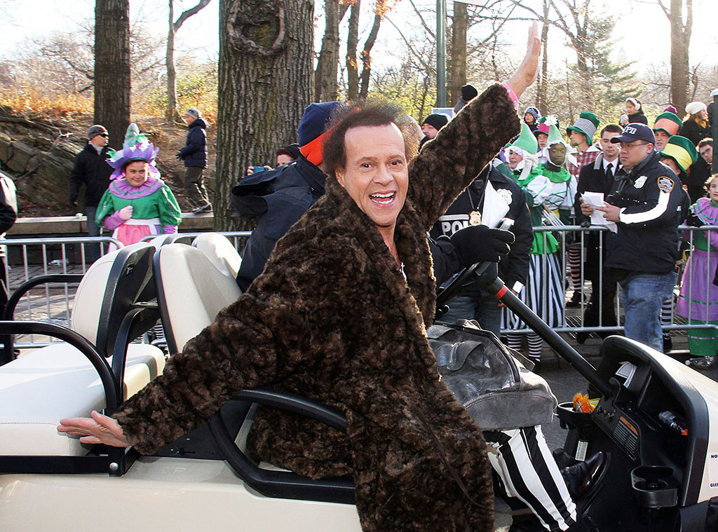 Richard Simmons, 11/13