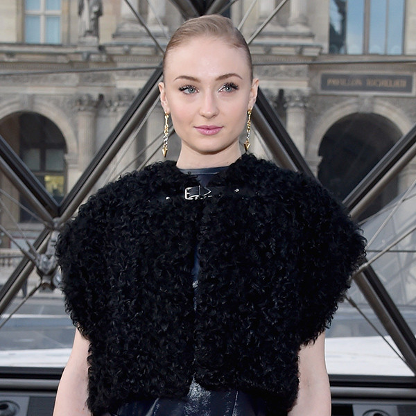 Sophie Turner Says Game of Thrones Was Her ''Sex Education''