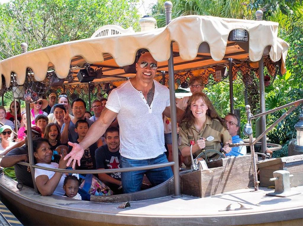 Dwayne Johnson, Jungle Cruise