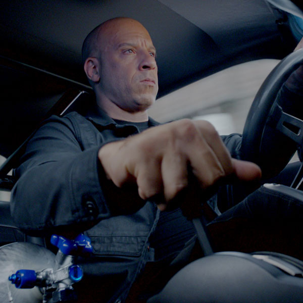 The Fate of the Furious, Vin Diesel