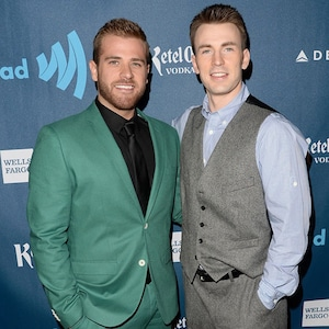 Chris Evans, Scott Evans
