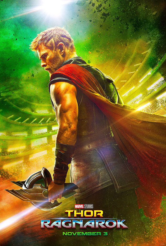 Thor: Ragnarok, Movie Poster