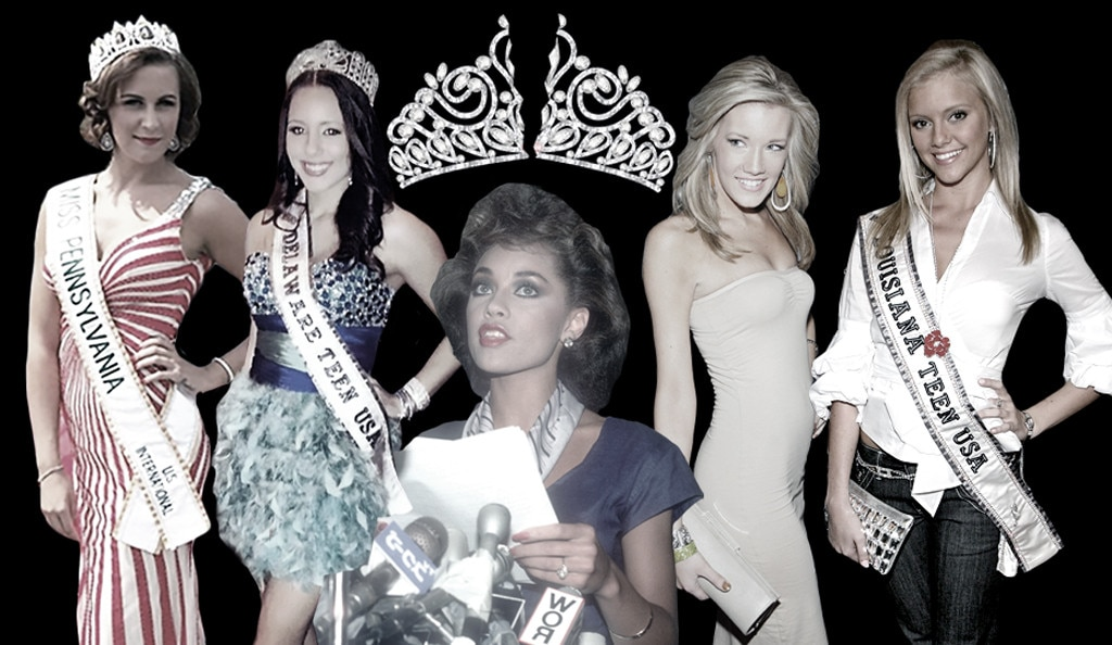 Miss partying picture teen usa