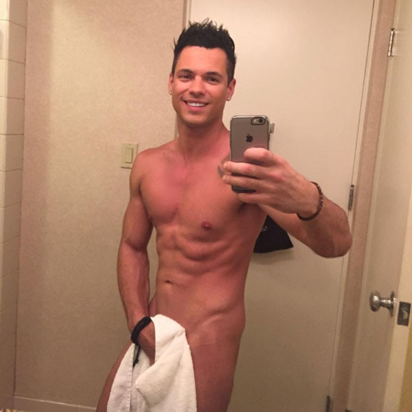 Squeaky Clean From Cory Zwierzynskis Naked Selfies-2597