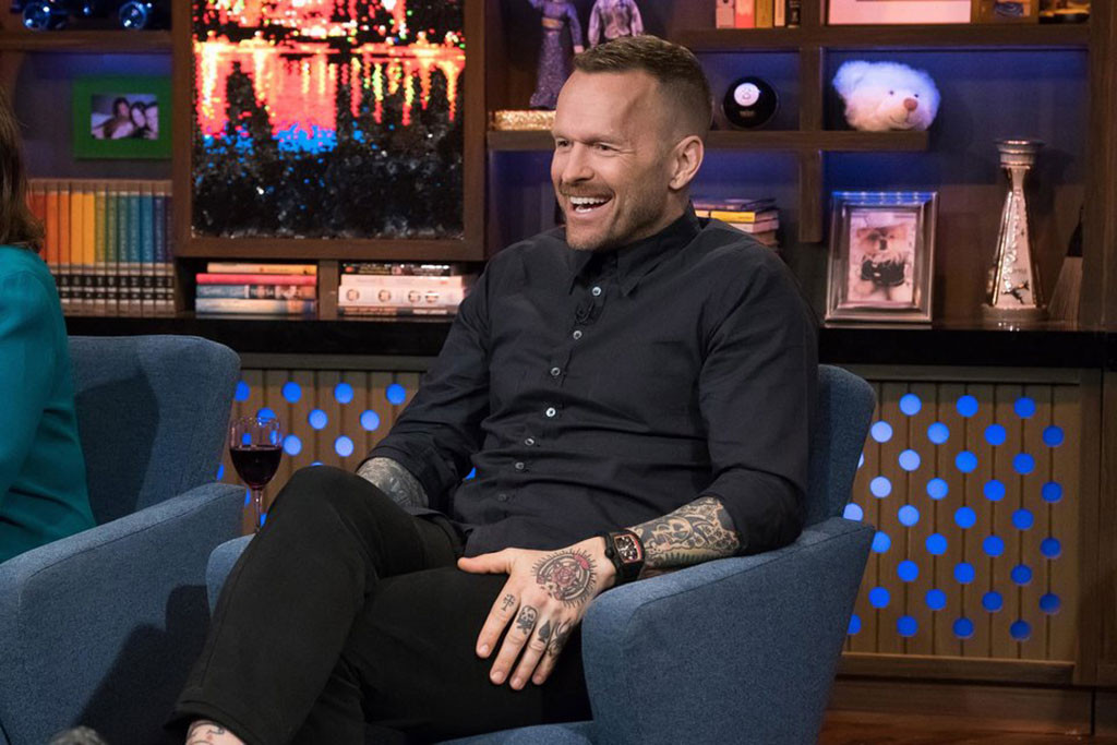 Bob Harper, Watch What Happens Live