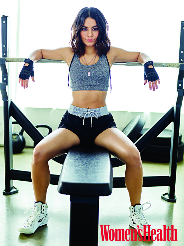 Vanessa Hudgens, Women's Health Magazine