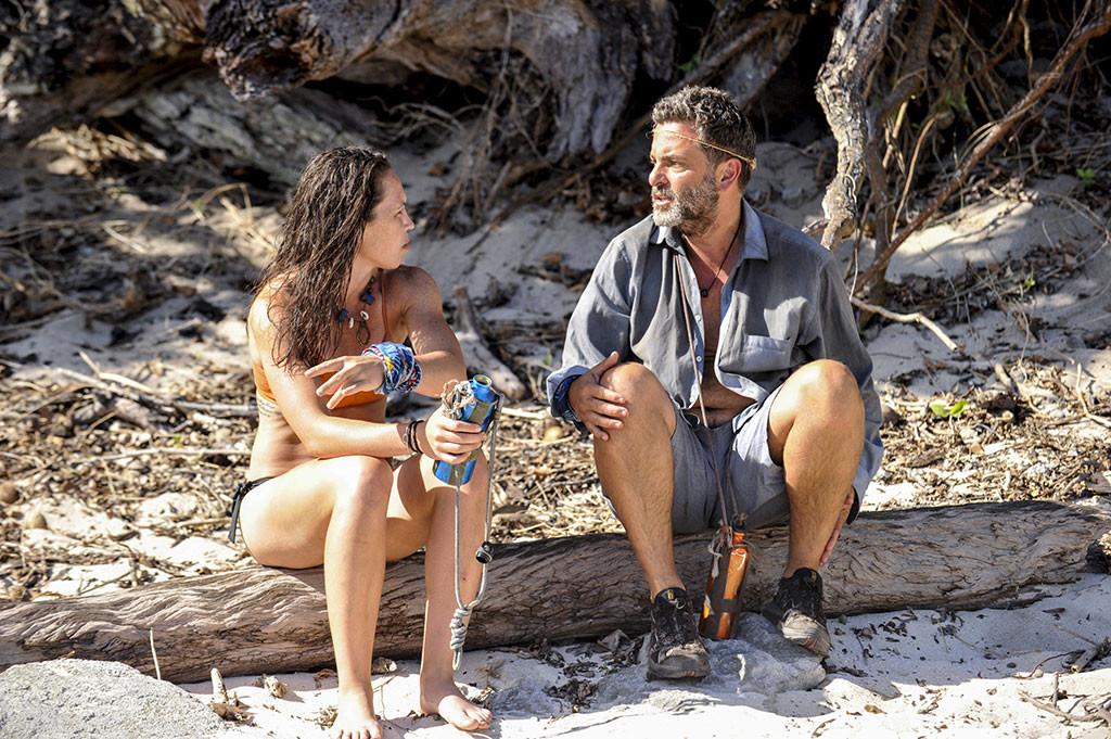 Survivor, Sarah Lacina, Jeff Varner