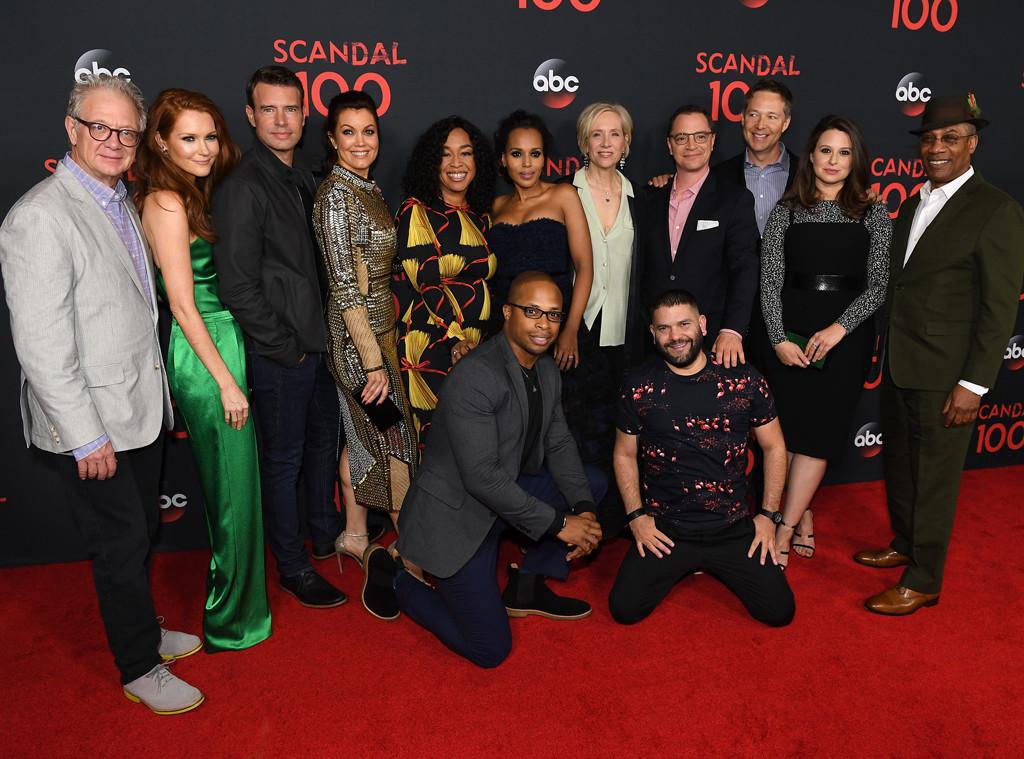 Scandal, 100th Episode Celebration