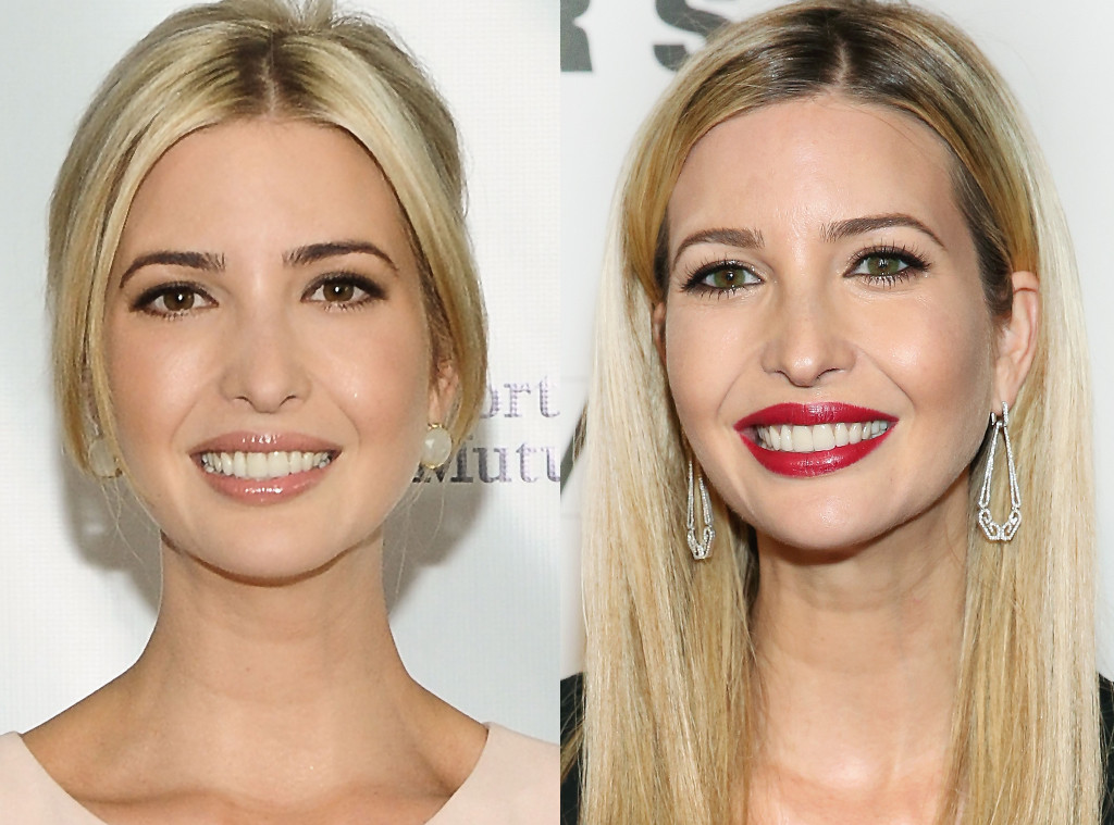 Ivanka Trump Changed Her Eye Color And No One Noticed E Online Au