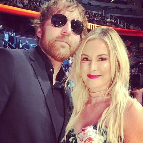 Is dean ambrose dating renee young