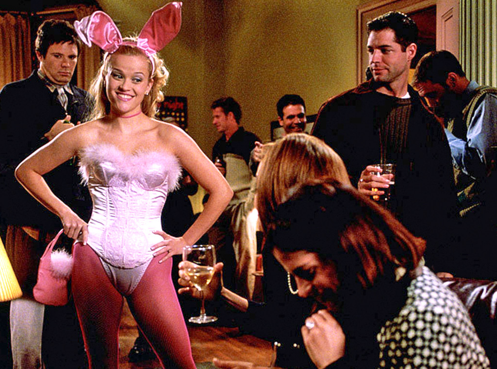 Playboy Bunnies, Reese Witherspoon, Legally Blonde
