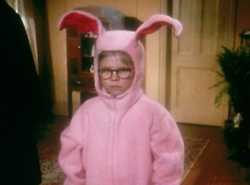 A Christmas Story, Ralph, Famous Rabbits in Pop Culture