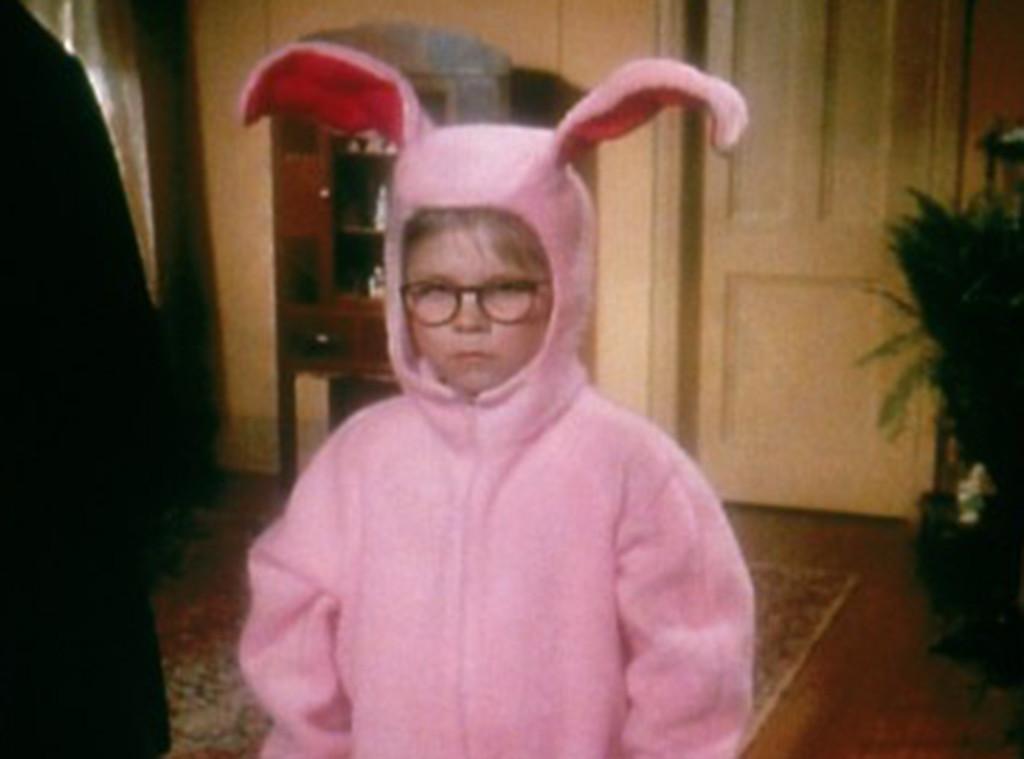 A Christmas Story Pink Nightmare