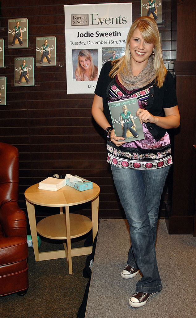 The Complete Dramatic History Of Jodie Sweetin E News