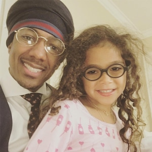 Nick Cannon, Monroe Cannon, Instagram