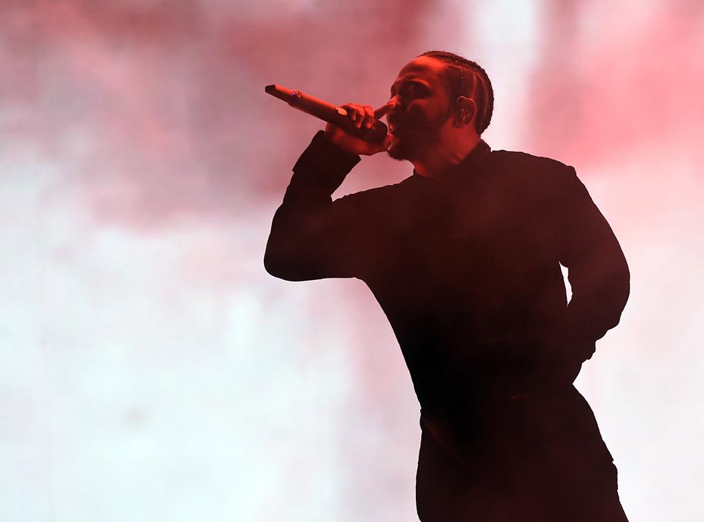 Kendrick Lamar, Coachella 2017