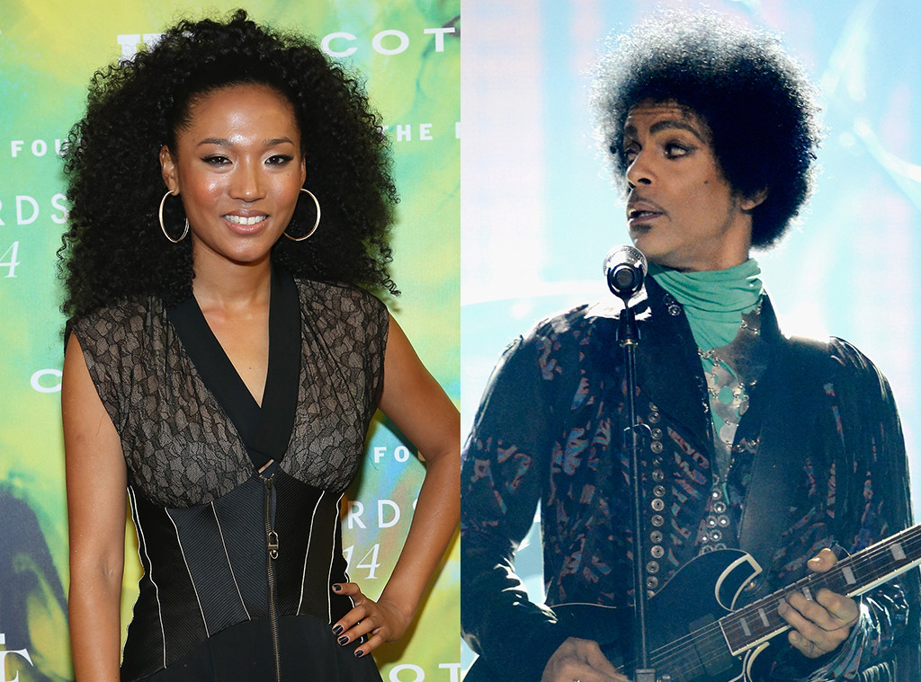 Judith Hill, Prince