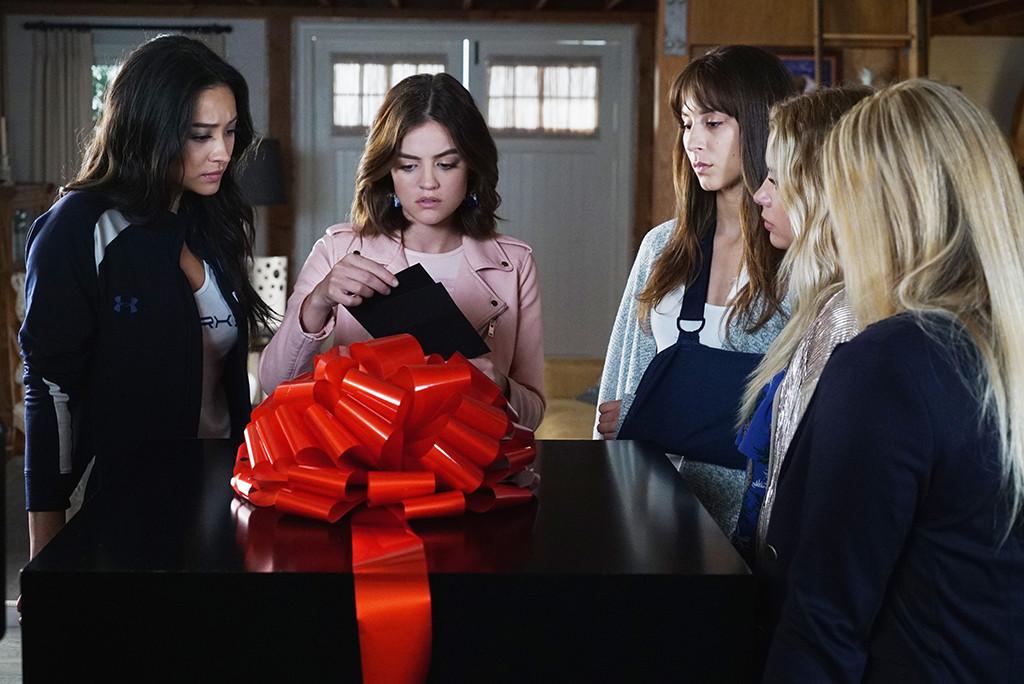 Pretty Little Liars, season 7