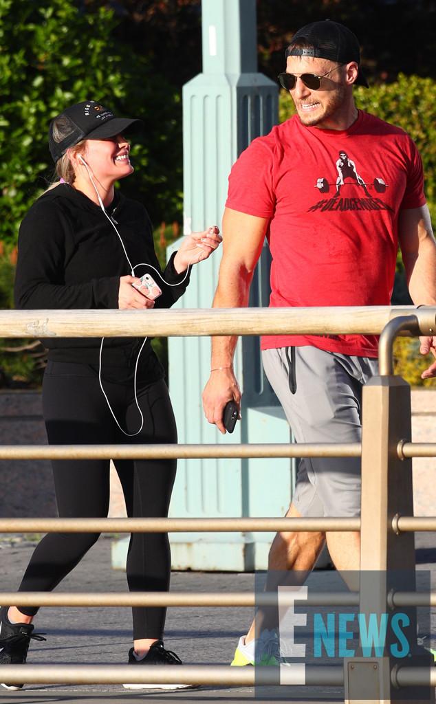 Hilary Duff, Jason Walsh, Exclusive