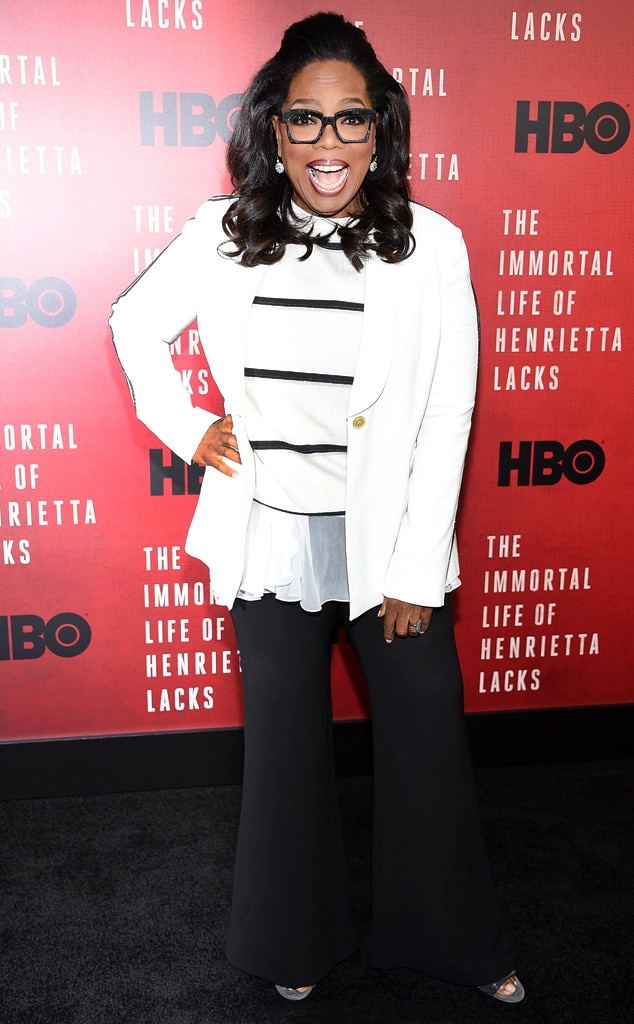 Oprah winfrey cashar in
