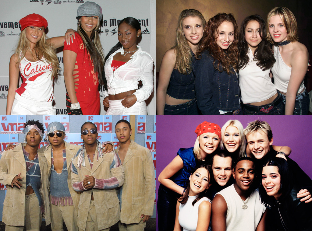 3LW, B2K, Dream, S Club 7