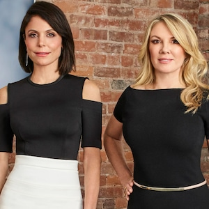 Bethenny Frankel, Ramona Signer, Real Housewives of New York
