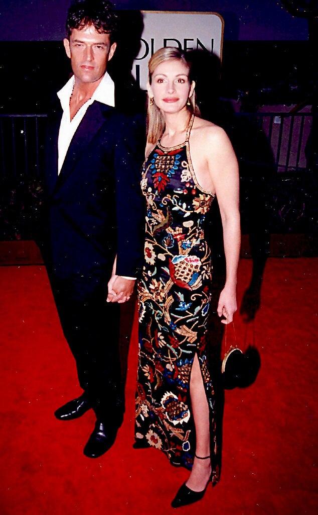 ESC: Julia Roberts, Rupert Everett, 1998 Golden Globe Awards