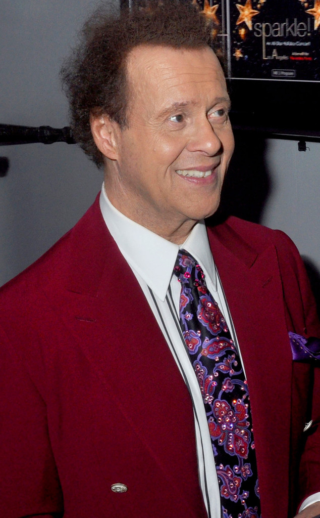 Richard Simmons, 12/13